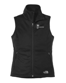 Preakness 145 The North Face Ladies Ridgeline Softshell Vest
