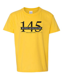 Preakness 145 Gildan Softstyle Youth T-Shirt