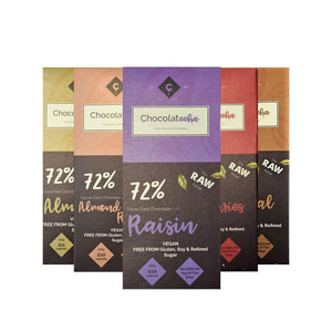 Dark Chocolate Selection Pack