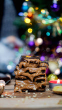 Load image into Gallery viewer, Ginger Almond Christmas Filled Bar