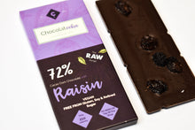 Load image into Gallery viewer, Raw Chocolate with Raisin