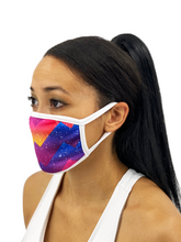 Load image into Gallery viewer, Skifest 1986 Face Mask With Filter Pocket
