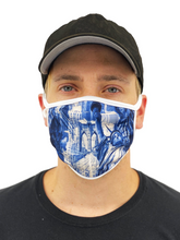 Load image into Gallery viewer, NYC Face Mask With Filter Pocket
