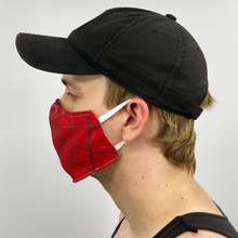 Load image into Gallery viewer, Spider Web Spiderman Face Cover