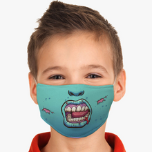 Load image into Gallery viewer, Youth Zombie Face Cover