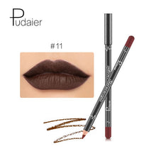 Load image into Gallery viewer, Pudaier 12 Color Lip Liner