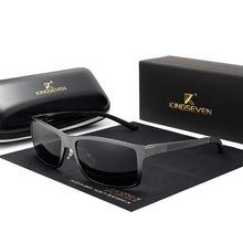 Load image into Gallery viewer, Kingseven Rectangular Full-Framed Sunglasses