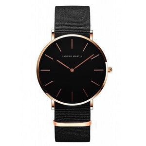 Hannah Martin Luxury Quartz Watch