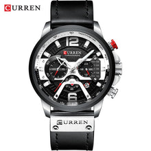 Load image into Gallery viewer, Curren Men's Causal Chronograph Watch