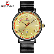 Load image into Gallery viewer, Naviforce Business Style Quartz Watch
