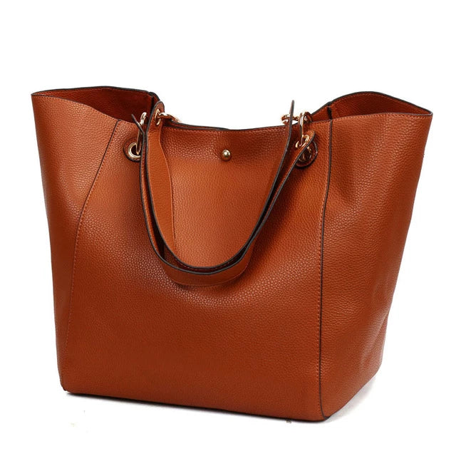 Casual Leather Bag