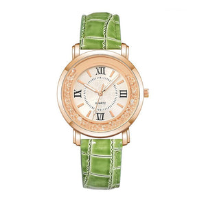 Rhinestone Women's Fashion Watch