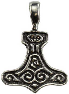 Hammer of the North amulet