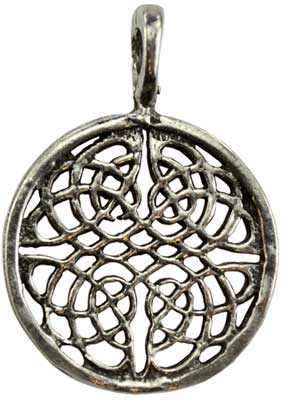Life's Pattern amulet