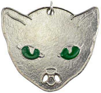 Money Cat amulet