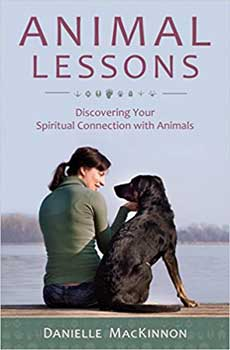 Animal Lessons by Laura Tempest Zakroff