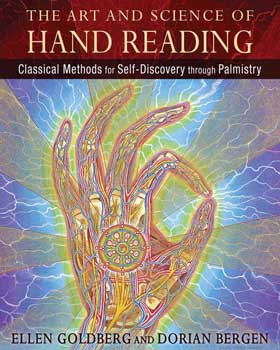 Art & Science of Hand Reading (hc) by Goldberg & Bergen