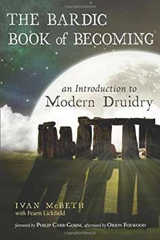 Bardic Book of Becoming by Ivan McBeth