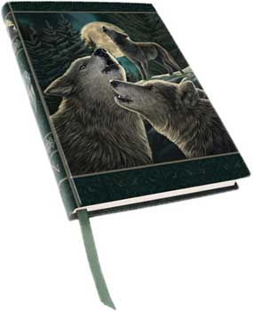 Wolf Song journal