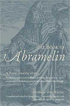 Book of Abramelin (hc) by Abraham Von Worms