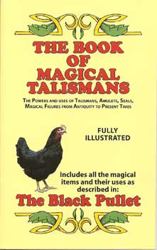 Book Of Magical Talismans by Wright Elbee