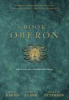 Book of Oberon (hc) by Harms, Clark & Peterson
