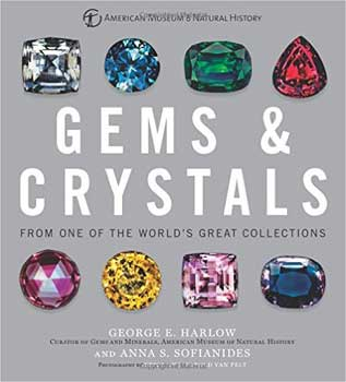 Gems & Crystals (hc) by Harlow & Sofianides