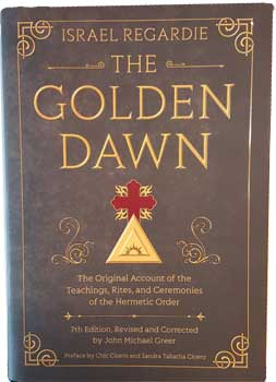 Golden Dawn (hc) by Israel Regardie