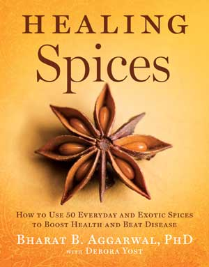 Healing Spices (hc) by Bharat Aggarwal
