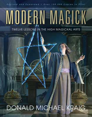 Modern Magick by Donald Kraig