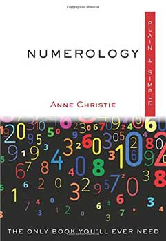 Numerology plain & simple by Anne Christie