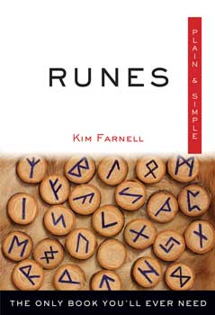 Runes plain & simple by Kim Farnell
