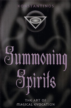 Summoning Spirits by Konstantinos