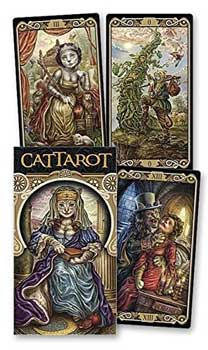 Cat Tarot by Eschenazi & Cammarano