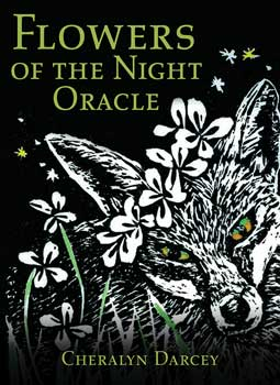 Flowers of the Night oracle by Cheralyn Darcey