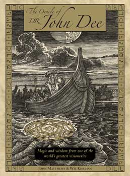 Oracle of Dr John Dee deck & book by Mathews & Kinghan
