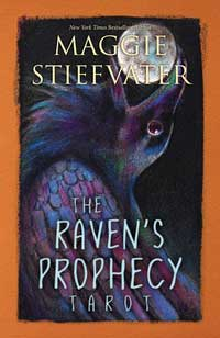 Raven's Prophecy deck & book by Maggie Stiefvater