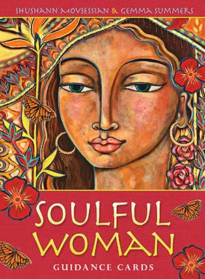 Soulful Woman Guidance Cards by Movsessian & Summers