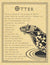Otter Prayer poster