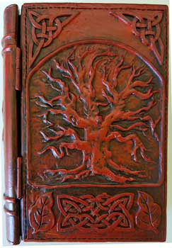 "4"" x 6"" Tree of Life book box"