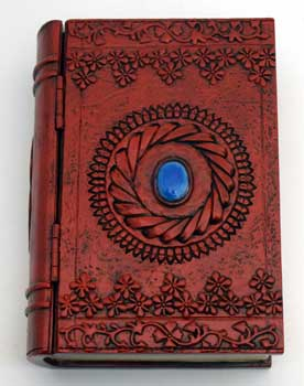 "4"" x 6"" Blue Stone book box"