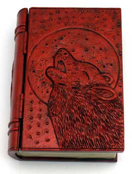 "4"" x 6"" Wolf Moon book box"