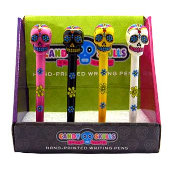 Day of the Dead pens (box of 12)