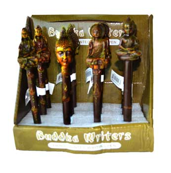 Buddha pens (box of 12)