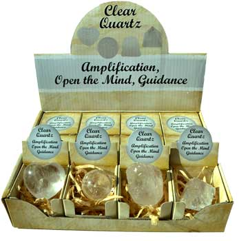 Quartz gift box (set of 12)
