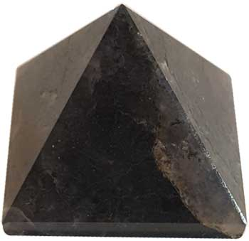 25-30mm Iolite pyramid
