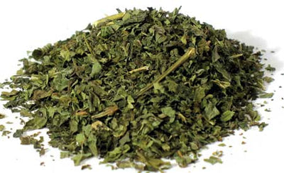 1 Lb Lemon Balm Cut (Melissa officinalis)