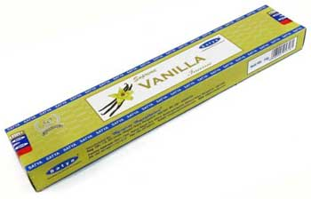 Supreme Vanilla satya incense stick 15 g