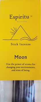 13 pack Moon stick incense