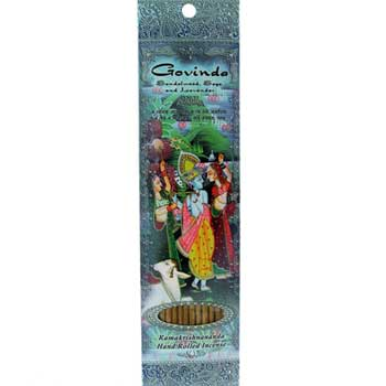 Govinda incense stick 10 pack